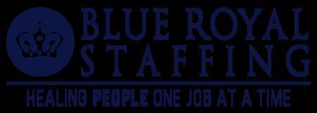 Blue royal logo