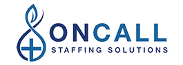 On call staffing solutions logo